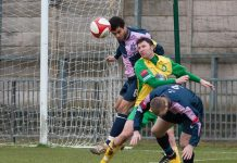 Dulwich Hamlet Vs Godalming Town (Pic by Godalming Town FC)