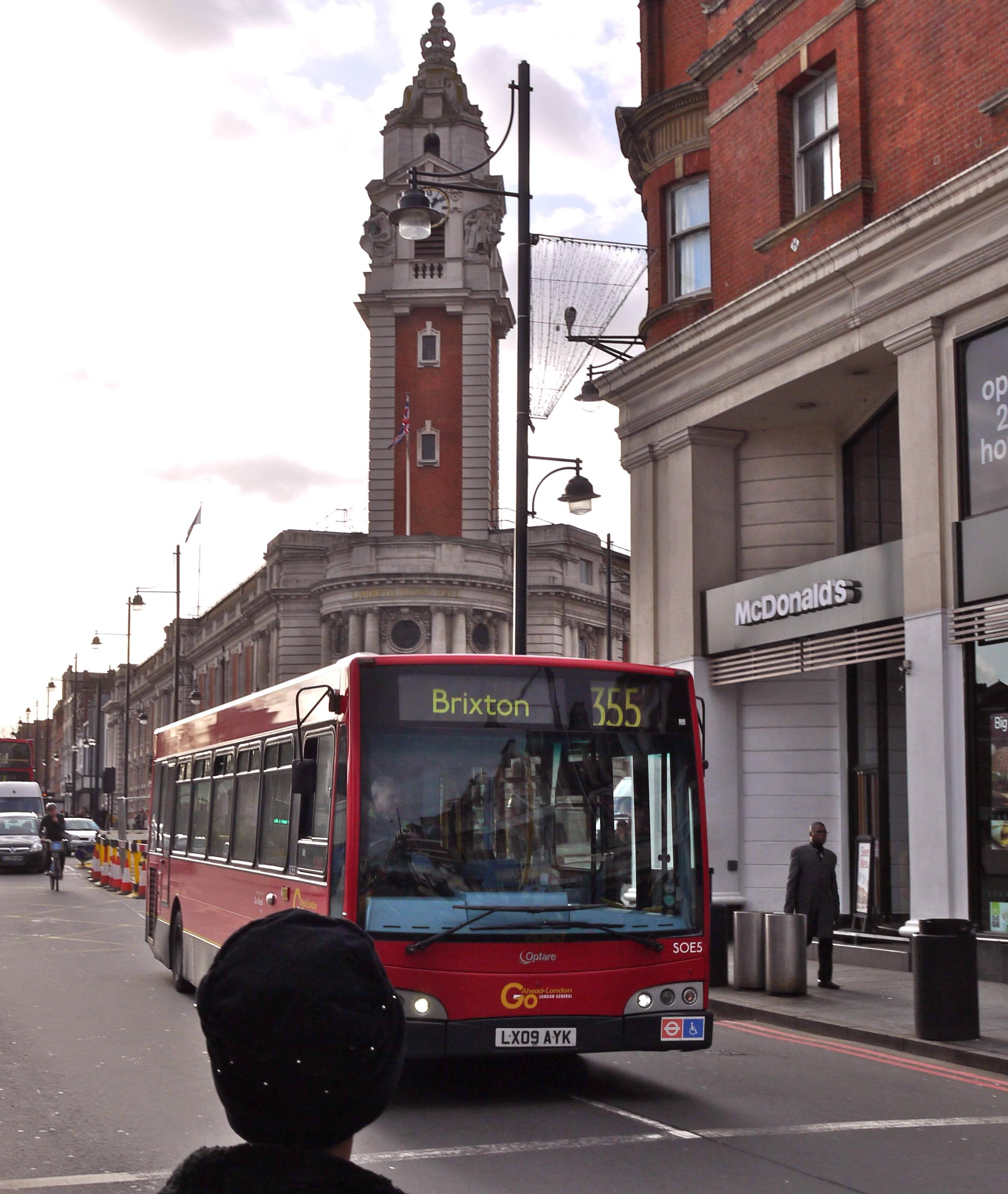 Brixton traffic