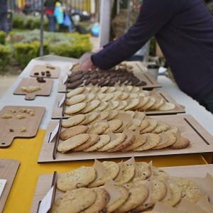 Crumbs of Brixton at Brixton market