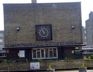 TRAGEDY: Steve Simpson was found dead on the Guinness Trust Estate, Loughborough Park, Brixton