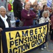 Lambeth Pensioners will be hit hard by the cuts