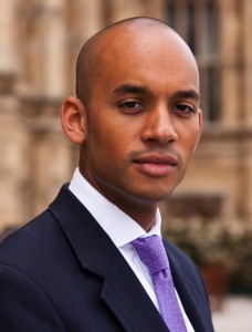 Chuka Umunna, MP for Streatham