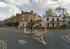 Work has begun at teh junction of Brixton Water Lane, Dalberg Road and Dulwich Road