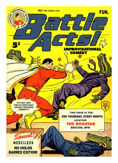 battle acts