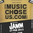 Music Chose Us @ Brixton Jamm