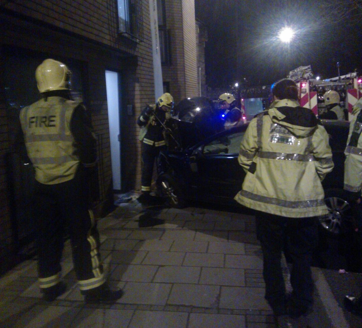 Railton Road crash