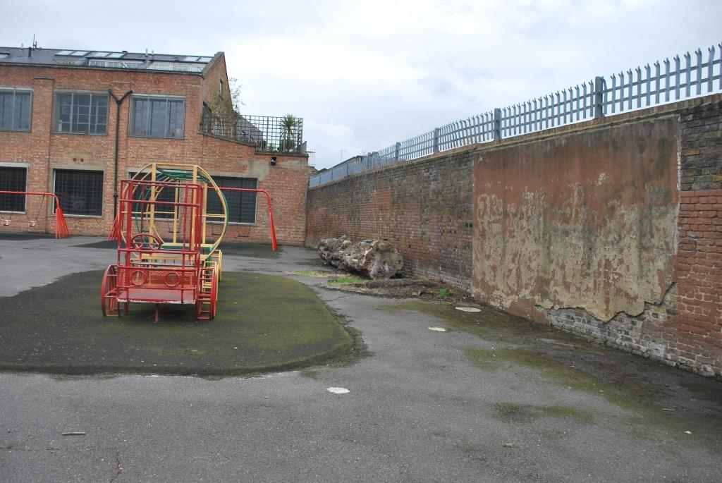 The Wall at Brixton Windmill Gardens to be given a makeover