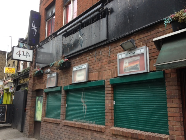 Club 414 in Coldharbour Lane