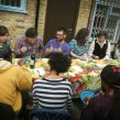 Brixton People's Kitchen in action!