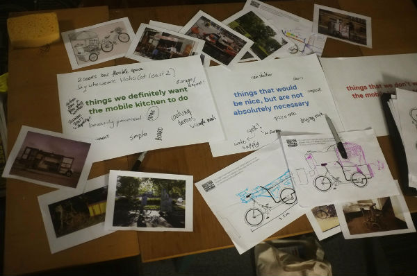 The drawing board: ideas for action