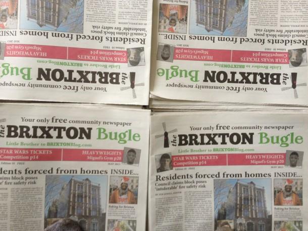 Brixton Bugle May
