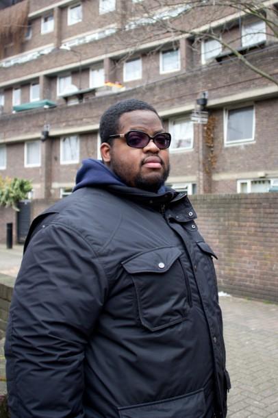 Solomon Smith: founder of the Brixton Soup Kitchen