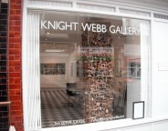 The Knight Webb Gallery on Atlantic Road