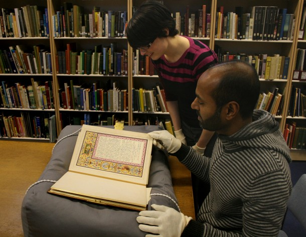 The archive today, courtesy of London Borough of Lambeth, Archives Department