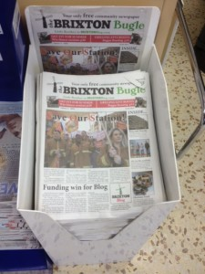 Brixton Bugle June Tesco