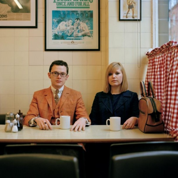 "Carlotta Cardana""Ben & Hayley"" from the series ""Mod Couples"", 2013"
