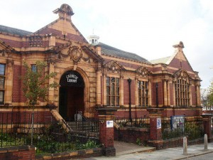 Carnegie Library - one of the three Lambeth libraries facing the introduction of private gyms
