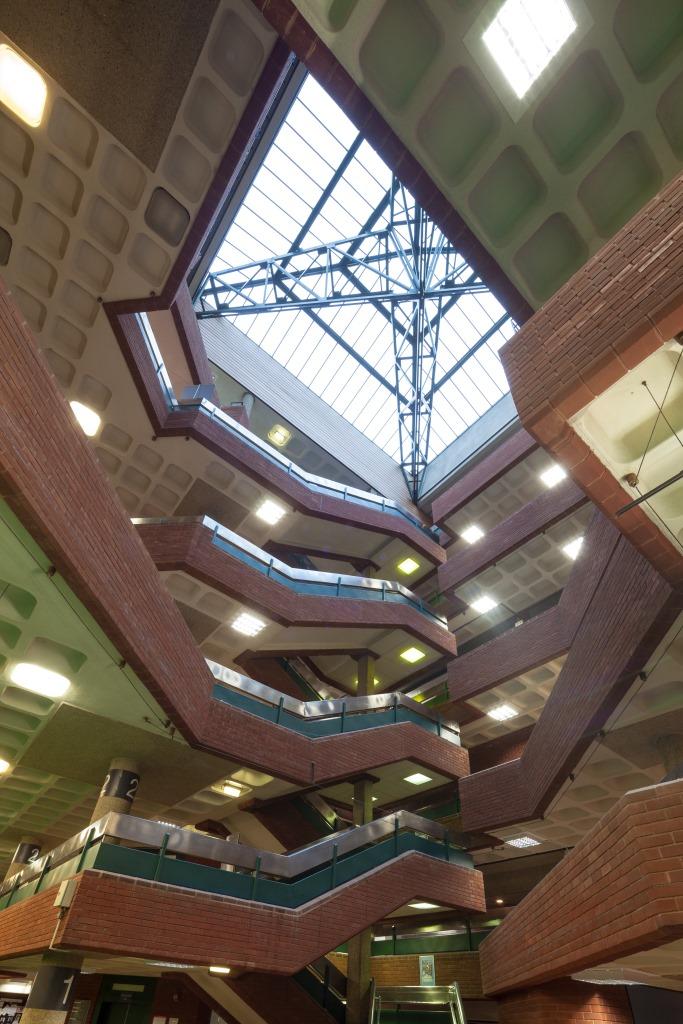 Brixton Rec interior - photo by Simon Kennedy www.simonkennedy.net/