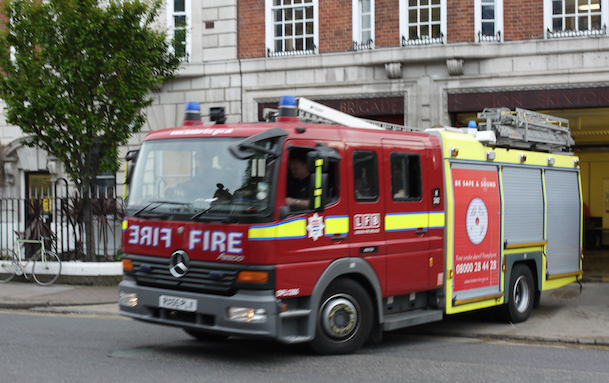 Brixton Fire Station