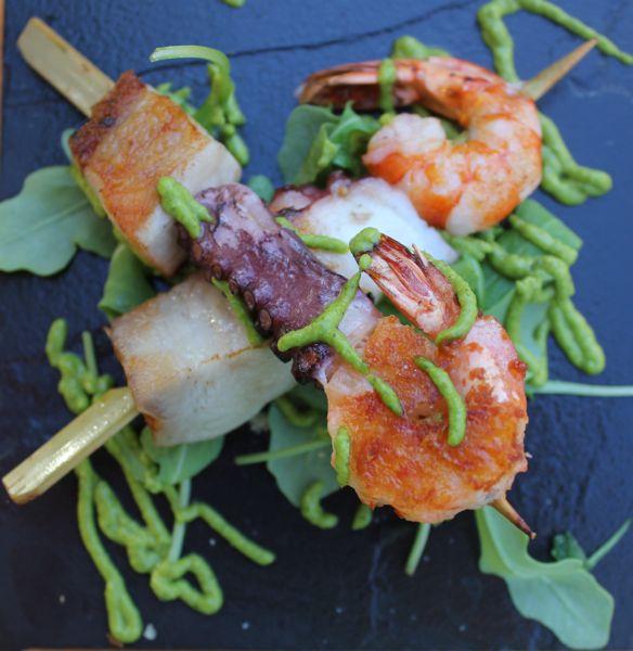 Gremio seafood