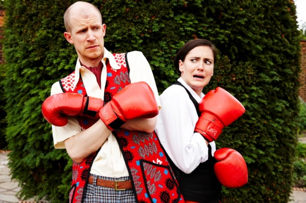 Members of the Twelfth Night cast to be performed in Brockwell Park
