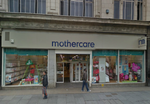 TRAGIC: Police confirm that a staff member from Mothercare died this afternoon