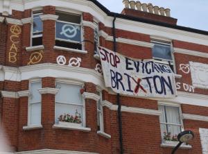 Brixton eviction