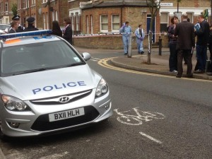 Strathleven Road shooting 1