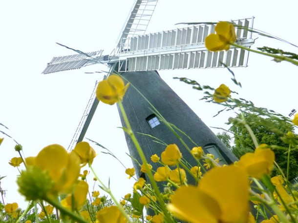 Brixton Windmill. Picture by Nick Weedon on Flickr