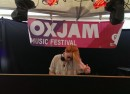 Elly Jackson DJs at Oxjam Brixton at The Lambeth