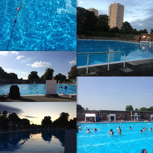 The Lido this summer