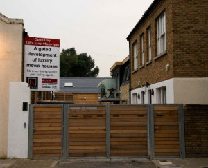 New Gated Development on Dalberg Road, Brixton