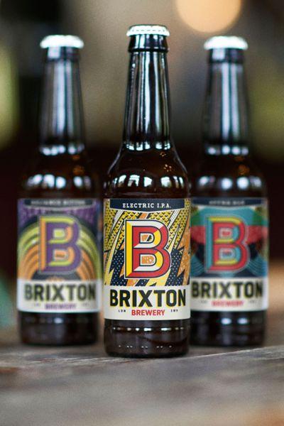 brixton brew bottles