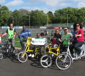 Wheels for Wellbeing helps thousands of people to cycle in London