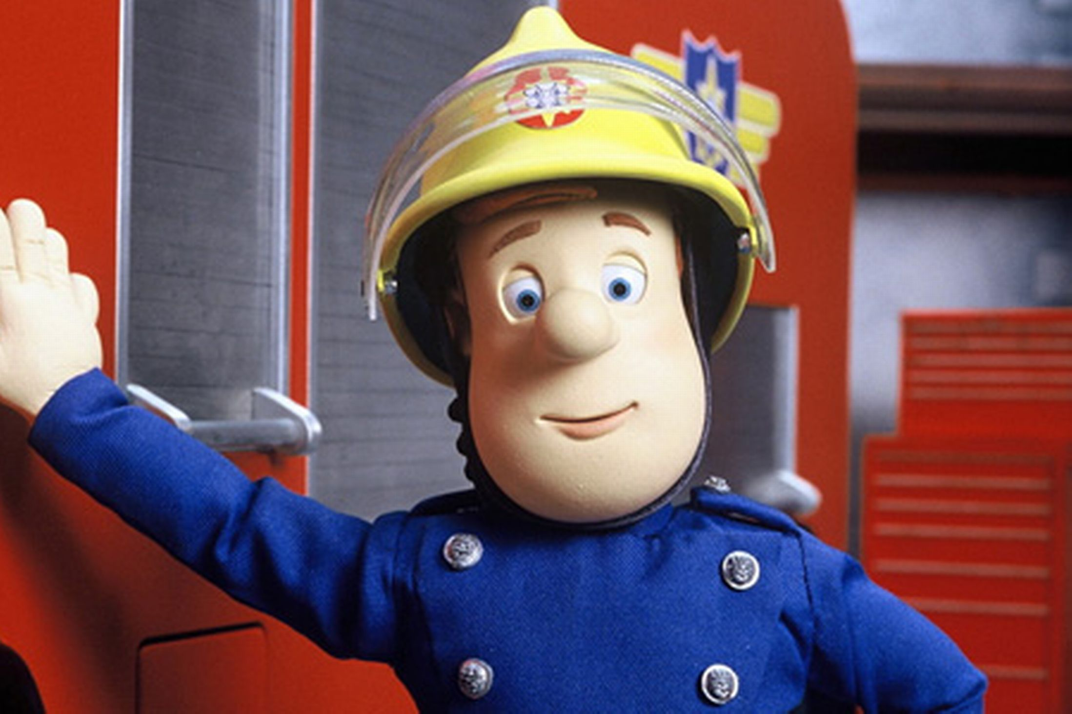 It is an image of Revered Fireman Sam Pic