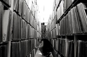 Crates Under the Stairs
