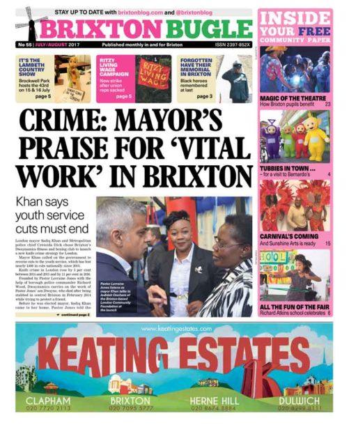 Brixton Bugle June/July 2017