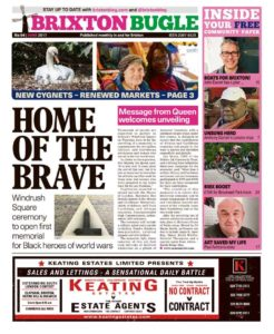 Brixton Bugle front page June 2017