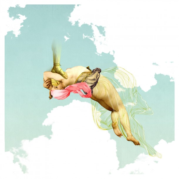 Illustration by Delphine Lebourgeois from the series 'Fall'