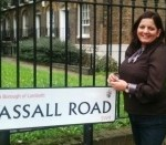 Kelly ben-Maimon, Conservative candidate for Vassall ward by-election