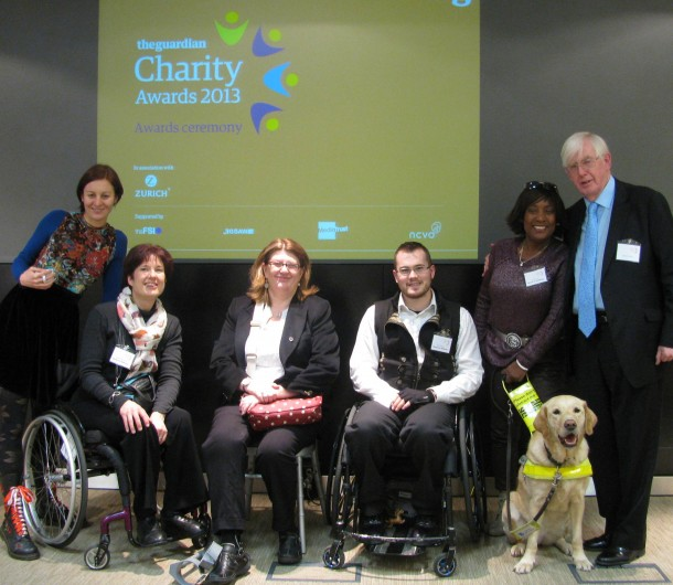 Jayme Rodgers, Isabelle Clement, Nicki Parry, Rick Rodgers, Shani Ennis, Malcolm Dean