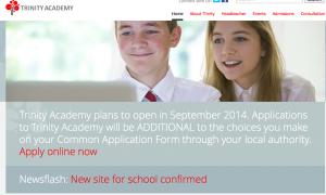 Trinity Academy Brixton Hill Free School