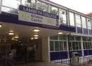 The Lambeth College campus on Brixton Hill
