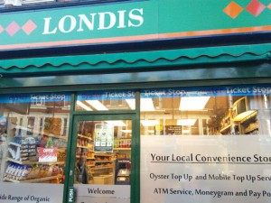 Herne Hill Londis owner Ken Gangadeen has had trouble with insurance following the flood