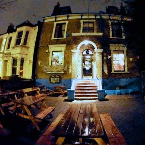 The Effra Social, Brixton. Photography by Lucy Fitter.