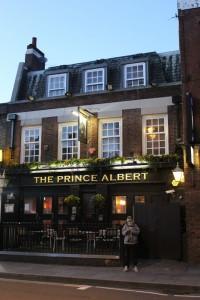 The Prince Albert, Brixton. Photography by Rubina Pabani