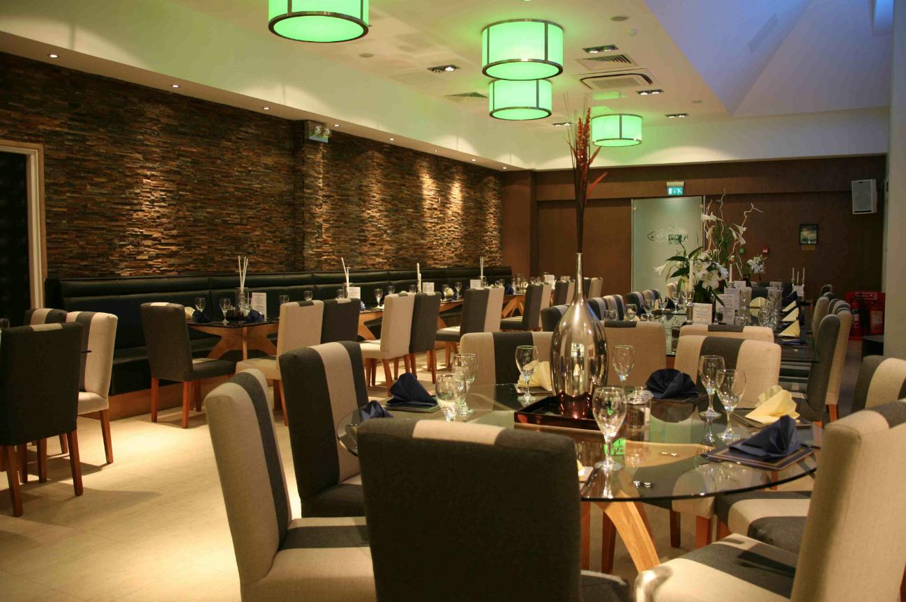 The clink restaurant in brixton prison prepares to open for Interiores de restaurantes