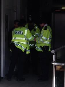 police arrest brixton unite