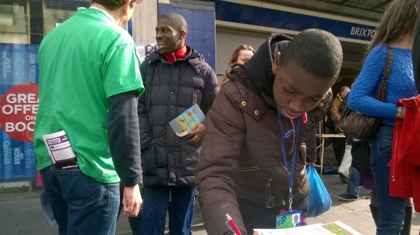 Locals sign a petition against the move