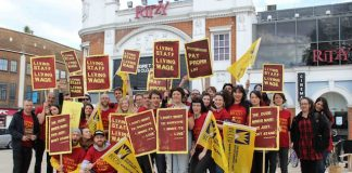 Ritzy staff in Brixton have been campaigning for a year for the London Living Wage